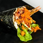 temaki granchio