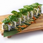uramaki green roll